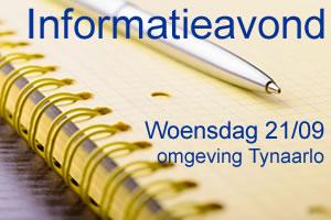 Informatieavond dyslexie en andere leerproblemen | 21 september 2016 | omgeving Tynaarlo
