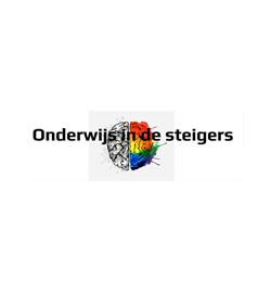 LOGO Onderwijs in de Steigers | Nan Timmermans