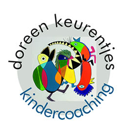 LOGO Doreen Kindercoach | Doreen Keurentjes