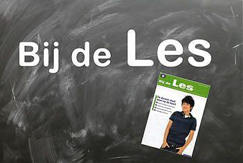 Kernvisie methode in 'Bij de Les' Magazine