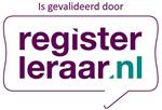 Is gevalideerd door Registerleraar.nl