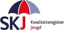Logo SKJ | Kwaliteitsregister Jeugd