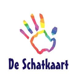 LOGO De Schatkaart kindercoach | Annemarie van Balen