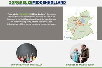 Overeenkomst jeugdzorg regio MIdden-Holland