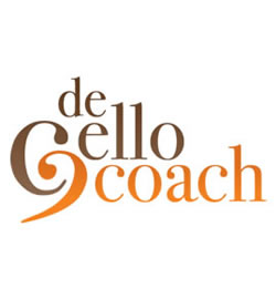 LOGO De Cello Coach | Marit Berends