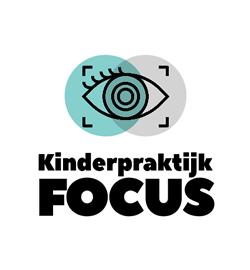 LOGO Kinderpraktijk Focus | Mirella van den Bedem
