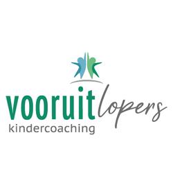 LOGO Vooruitlopers Kindercoaching | Miranda Grafhorst