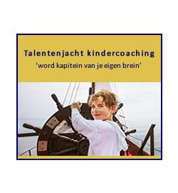 LOGO Talentenjacht kindercoaching - Leonie Braskamp